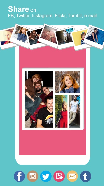 Instant Photo Collage Creator - Split Pic Joint.er screenshot-4