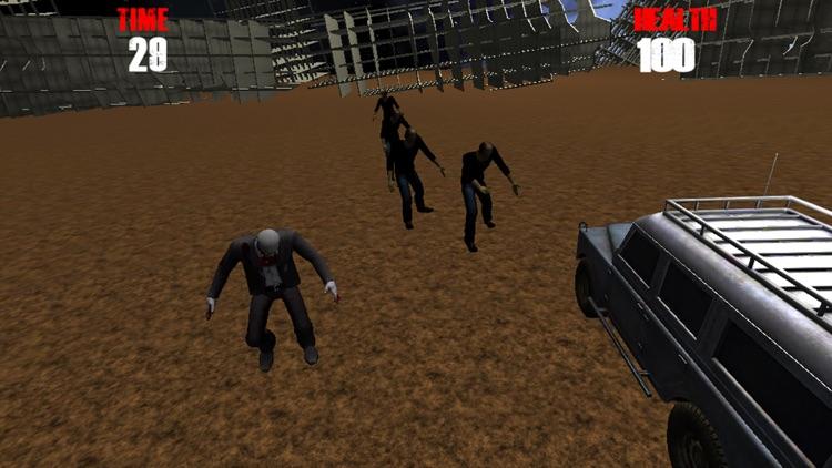 Zombie Road Race screenshot-3