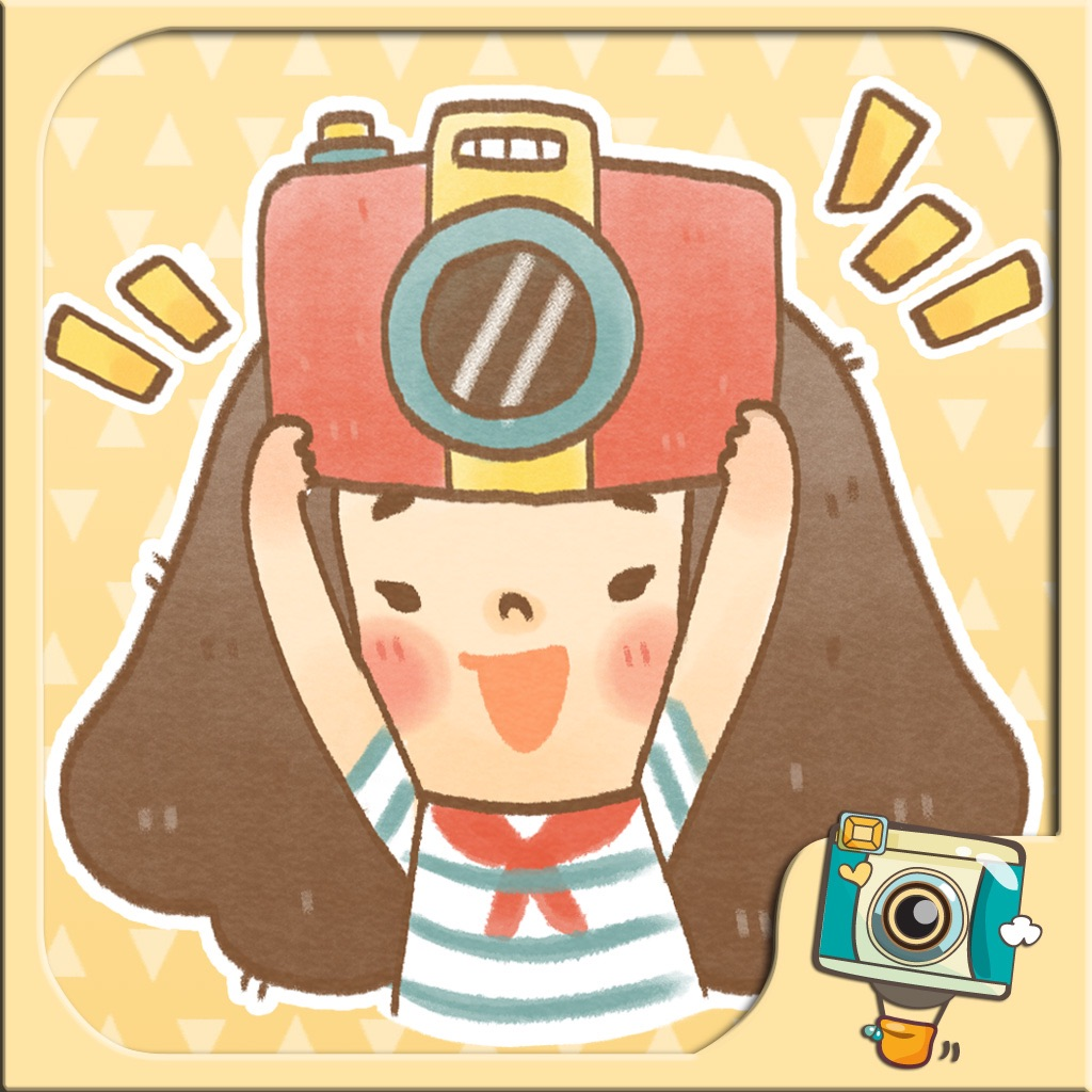 Korawia Stamp by PhotoUp - Cute Stamps Frame Filter photo decoration app