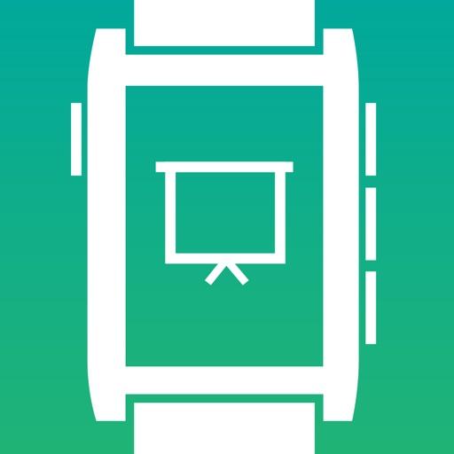 Wrist Presenter, Wireless Presentation Control with the Pebble smart watch