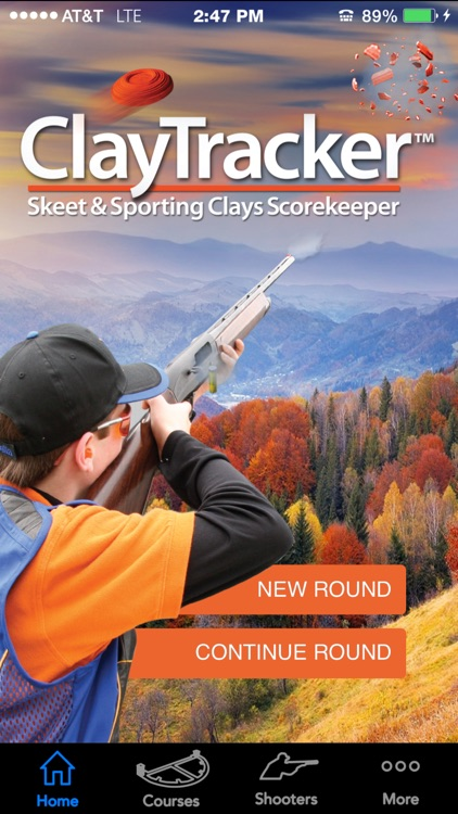 ClayTracker: Skeet & Sporting Clays Scorekeeper screenshot-0
