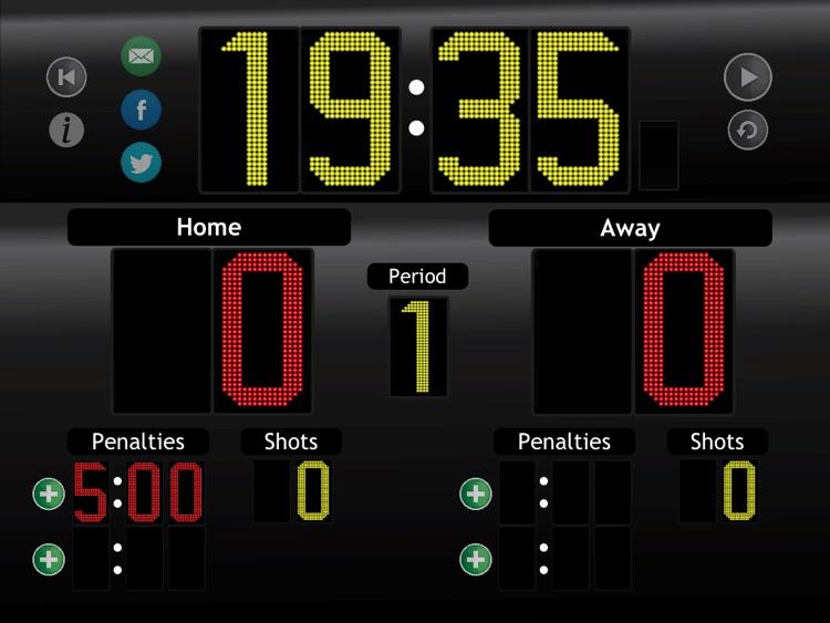 JD Hockey Scoreboard screenshot-3