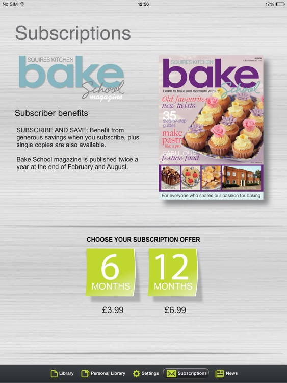 Bake & Decorate Magazine: for everyone who shares our passion for baking screenshot-4