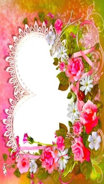 Romantic Love Frames Exquisite by Jayden Labs