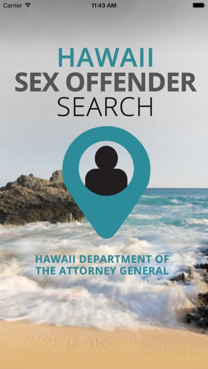 Hawaii Sex Offender Search