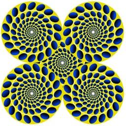 2500+ Optical Illusions for iPad
