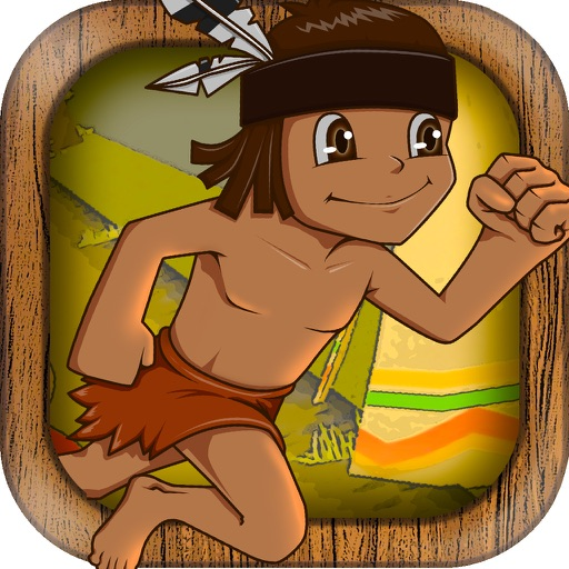 3D Pilgrim and Indian Thanksgiving Infinite Run Game FREE