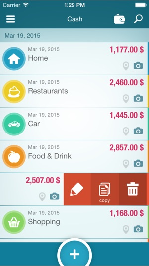 Money Planner Pro - personal finance, account tracker, budget