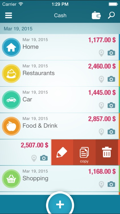 Money Planner Pro - personal finance, account tracker, budget planner