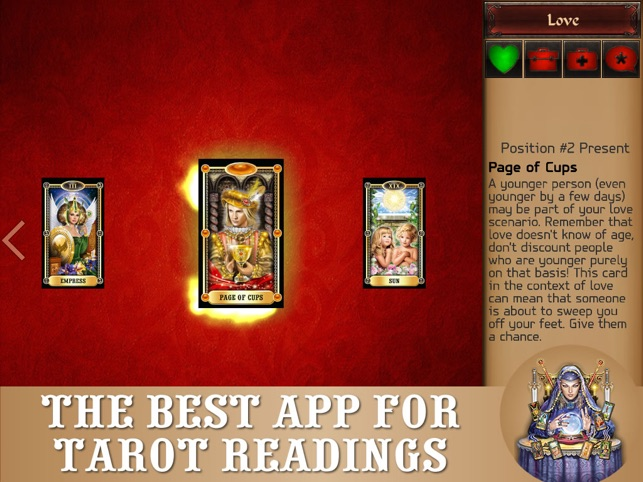 Tarot reading - FREE fortune-telling and divinations app for