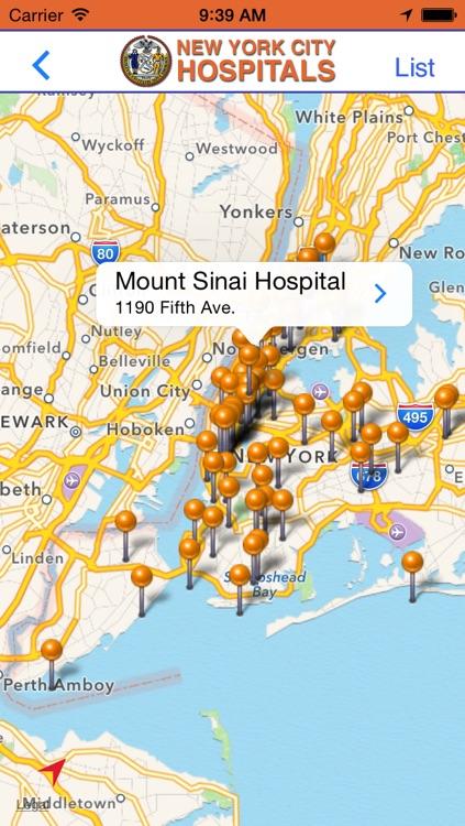 NYPD Precincts screenshot-4