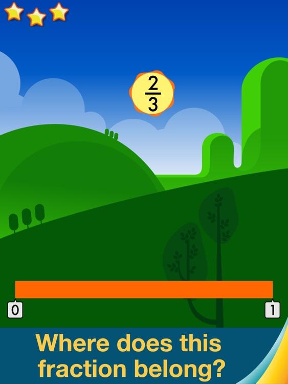 Motion Math: Fractions! screenshot-3