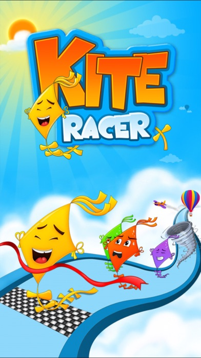 The Kite Runner Racer - Puzzle Racing Game