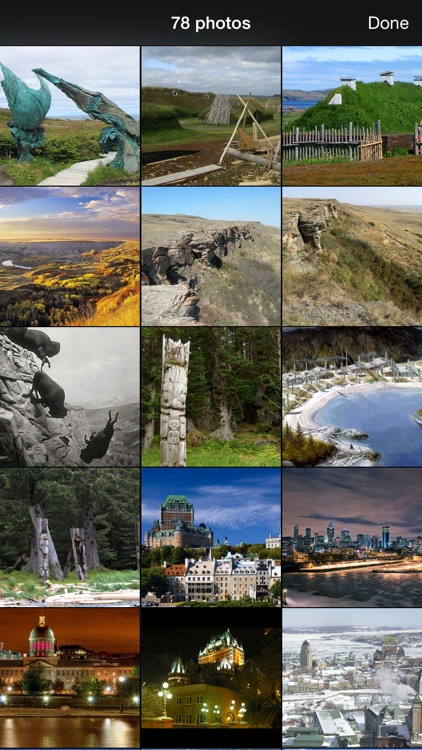 World Heritage in Canada screenshot-3