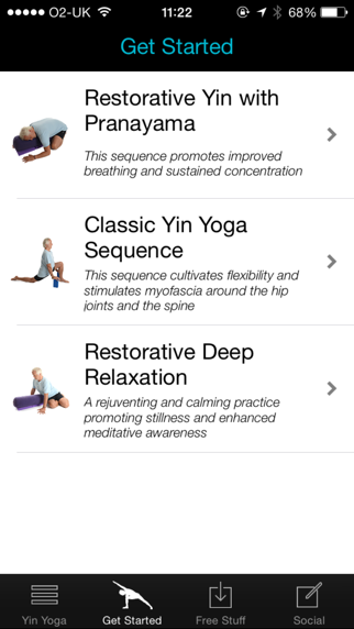 Yin Yoga with Simon Lowのおすすめ画像5