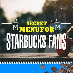 Secret Menu for Starbucks Fans