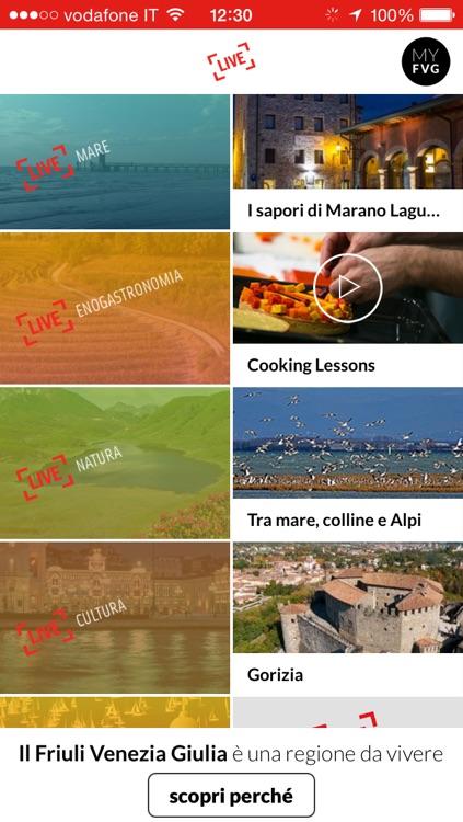 LIVE EXPERIENCE Friuli Venezia Giulia by Agenzia TurismoFVG