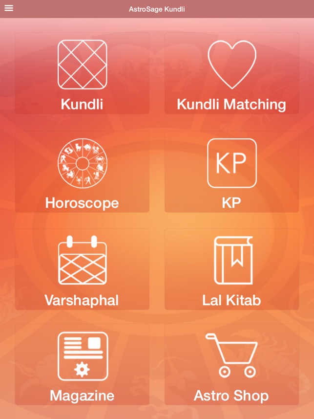 il matchmaking online di Kundli in Hindi