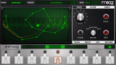 Animoog For Iphone review screenshots