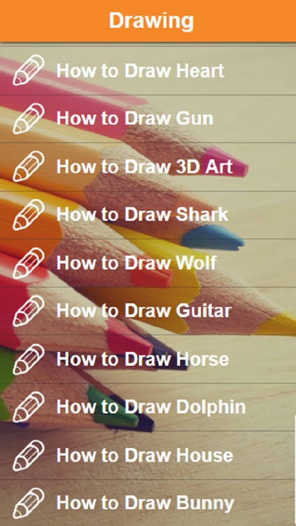 How To Draw - Learn The Basic Concepts and Ideas of Drawing