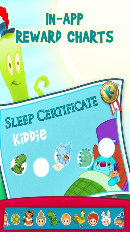 Kiddie: positive parenting toddlers 2–5 years: reading, reward charts and fun songs screenshot-3