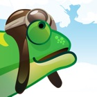 Clumsy Chameleon! icon