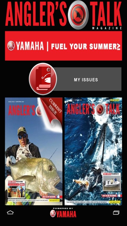 Angler's Talk Magazine