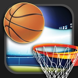 Flick Basketball Hoops Win: Perfect Toss Champions