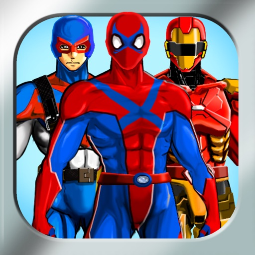 Create Your Own Superhero - Free Hero Character Costume Maker Dress Up Game