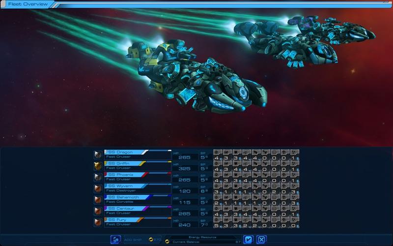Sid Meier's Starships screenshot 2