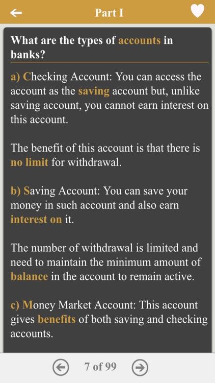 Banking Interview Questions screenshot-4