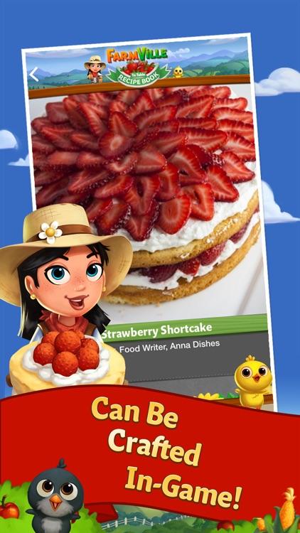 FarmVille to Table Recipe Book screenshot-4