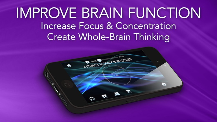 HOLOSYNC® MEDITATION: BRAINWAVE TRAINING FOR RELAXATION, PROSPERITY, LOVE, HEALTH & SUCCESS