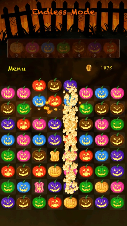 Halloween Crush Mania screenshot-3