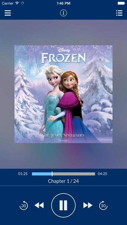 Frozen: The Junior Novelization (by Disney Press) (UNABRIDGED AUDIOBOOK)