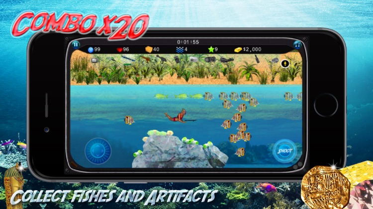 Shark Adventure Free screenshot-0