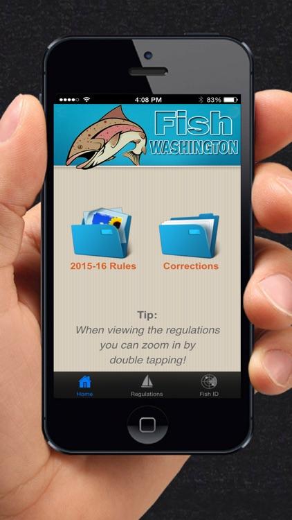 Fishing Regulations 2016 - Washington