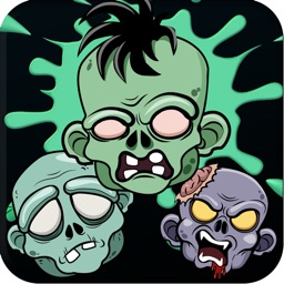 Zombie Head Burst Blast FREE - Monster Hitting Frenzy