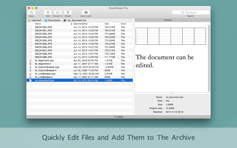 Smart Zipper Pro - Encrypt, Compress and Decompress Zip, 7z, Gzip      Archive Files | App Price Drops