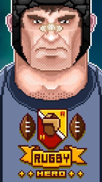 Rugby Hero screenshot-0