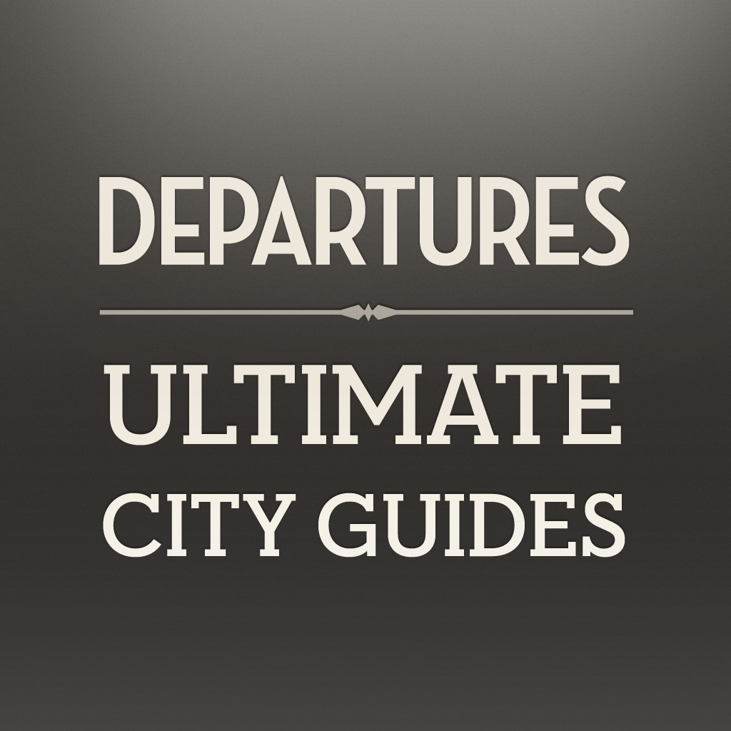 DEPARTURES Ultimate City Guides icon