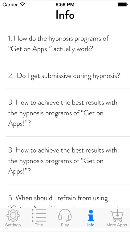 Get a Happy Pregnancy! Feeling Great During Pregnancy by Hypnosis screenshot-3