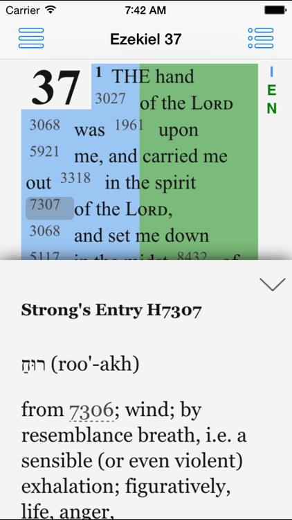 Jeffrey Prophecy Study Bible screenshot-4