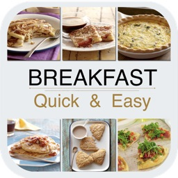 Breakfast Recipes - Quick and Easy for iPad