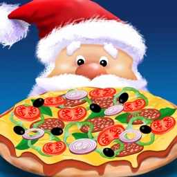 Santa Claus' Secret Pizza Recipe - Elf Yourself  As A Pizzeria Chef  - Christmas Edition