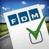 FDM - slutseddel