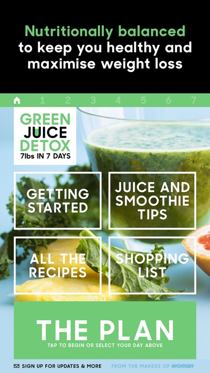 Green Juice Detox: Lose 7lb in 7 days screenshot-4