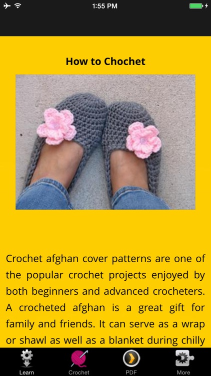 Easy Crochet Pattern - Knitting Tutorials