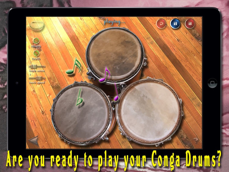i Play My Caribbean Drums HD