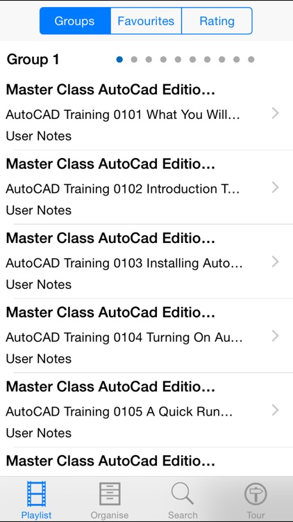 Master Class AutoCad Edition